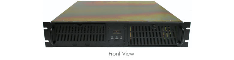 TR-Q170A-2U Industrial Rack Mount PC Photo Gallery
