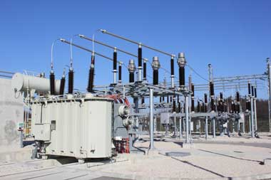 Electrical Power Substations